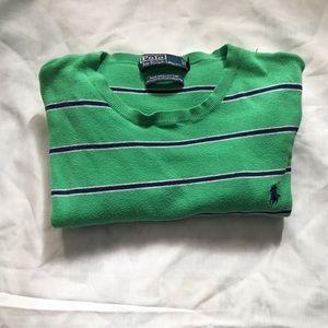 Ralph Lauren polo striped sweater